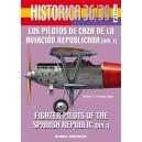 Los pilotos de caza de la aviación republicana