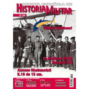 REVISTA ESPAÑOLA DE HISTORIA MILITAR 125
