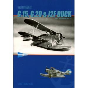 GRUMMAN G.15, G.20 & J2F DUCK