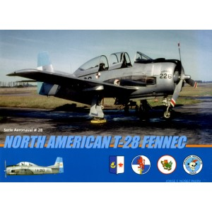 North American T-28 FENNEC