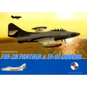 F9F-2B PANTER & TF-9J COUGAR