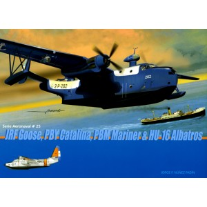 JRF Goose, PBY Catalina, PBM Mariner & Hu-16 Albatros