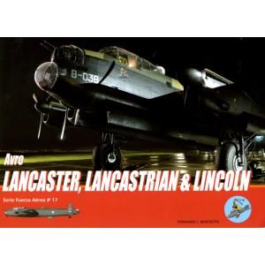 Avro LANCASTER, LANCASTRIAN & LINCOLN