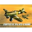 CURTISS III,IV &H75-0 HAUWK