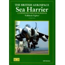 The British Aerospatiale SEA HARRIER. Falklands Fighter