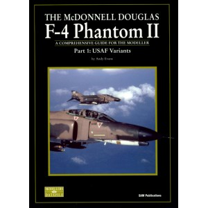 The McDonnell Douglas F-4 PHANTOM II. USAF Variants