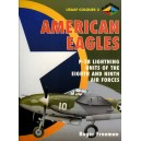 AMERICAN EAGLES. P-38 Lightning Units of the eighth and ninth Air Forces
