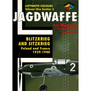 JAGDWAFFE. Volume One Section 3