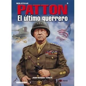 N.º 6 PATTON EL ÚLTIMO GUERRERO