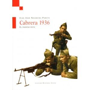 CABRERA 1936. El Paraiso Roto