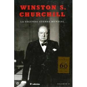 WINSTON S. CHURCHILL. En la Segunda Guerra Mundial . Vol. 2