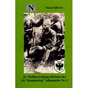 """21. Waffen-Gebirgs-Division der SS """"Skanderberg"""""""
