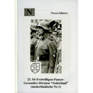 """23. SS-Friwillgen-Panzer-Grenadier-Division """"Nederland"""" (niederländische Nr. 1)"""