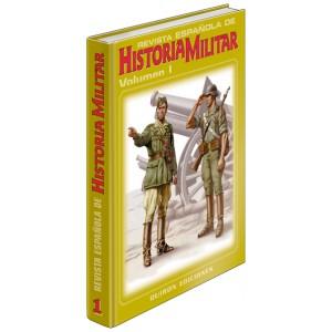 TOMO 1 DE LA  REVISTA ESPAÑOLA DE HISTORIA MILITAR