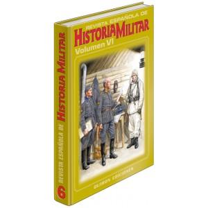 TOMO 6 DE LA REVISTA ESPAÑOLA DE HISTORIA MILITAR