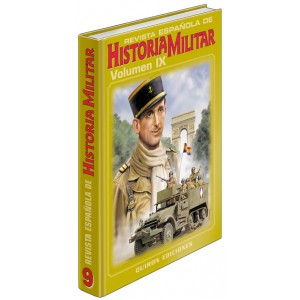 TOMO 9 DE LA REVISTA ESPAÑOLA DE HISTORIA MILITAR