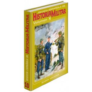 TOMO 10 DE LA REVISTA ESPAÑOLA DE HISTORIA MILITAR