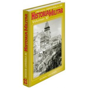 TOMO 11 DE LA REVISTA ESPAÑOLA DE HISTORIA MILITAR