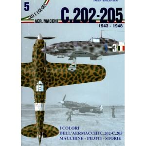 AER. MACCHI C.202-205