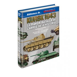 TAPAS KURSK 1943 La mayor batalla de carros de la historia