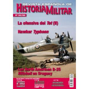 REVISTA ESPAÑOLA DE HISTORIA MILITAR 132/133