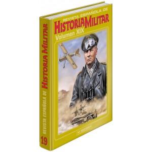TAPAS TOMO 19 REVISTA ESPAÑOLA DE HISTORIA MILITAR