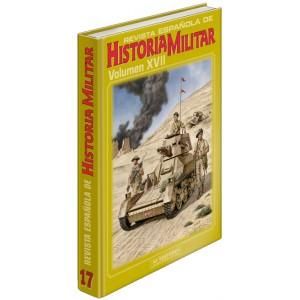 TAPAS TOMO 17 DE LA REVISTA ESPAÑOLA DE HISTORIA MILITAR