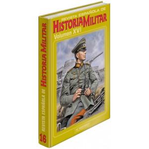 TAPAS TOMO 16 DE LA REVISTA ESPAÑOLA DE HISTORIA MILITAR