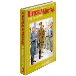 TAPAS TOMO 7 DE LA REVISTA ESPAÑOLA DE HISTORIA MILITAR