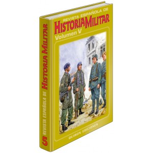 TAPA 5 DE LA REVISTA ESPAÑOLA DE HISTORIA MILITAR