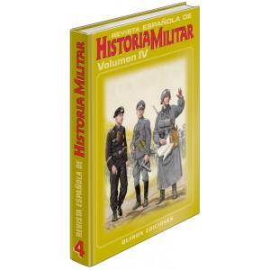 TAPA 4 DE LA REVISTA ESPAÑOLA DE HISTORIA MILITAR