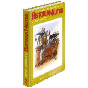 TAPAS 2 DE LA REVISTA ESPAÑOLA DE HISTORIA MILITAR