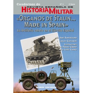 Cuaderno nº 2 «Órganos de Stalin... Made in Spain»