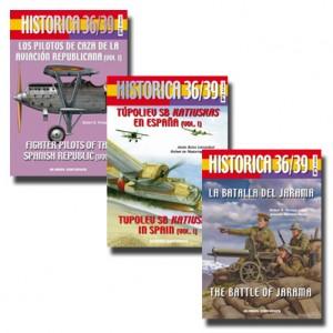 LOTE HISTORICA 36/39