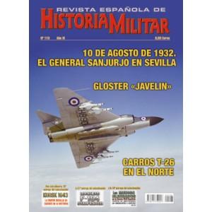 REVISTA ESPAÑOLA DE HISTORIA MILITAR  113