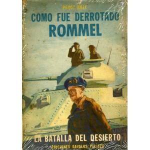 Como fue derrotado Rommel