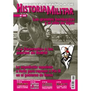 REVISTA ESPAÑOLA DE HISTORIA MILITAR 120/121