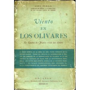 Viento en los olivares