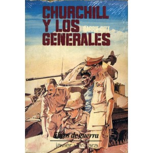 Churchill y los generales