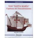 """NAO """"Santa María"""" Capitana del Descubrimiento"""