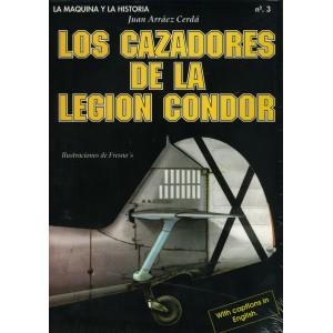 Los cazadores de la Legión Condor