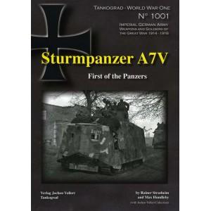 STURMPANZER A7V