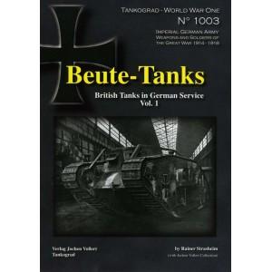BEUTE-TANKS VOL.1