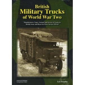BRITISH MILITARY TRUCKS OF WWII
