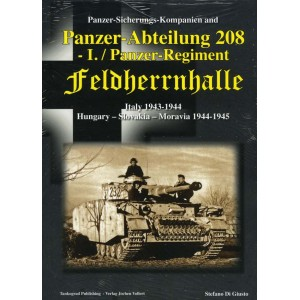 PANZER-ABTEILUNG 208-I./PANZER-REGIMENT FELDHERRNHALLE