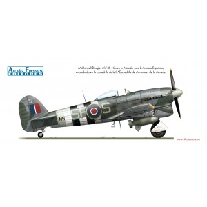 Hawker Typhoon