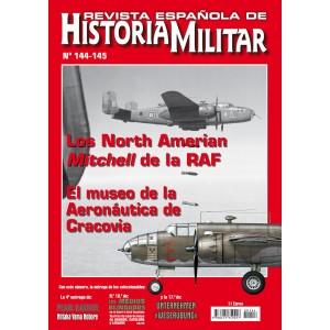 REVISTA ESPAÑOLA DE HISTORIA MILITAR 144/145