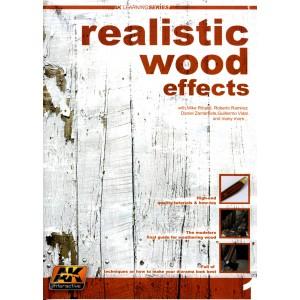 Realistic wood effects