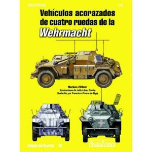 N.º 18 Vehículos acorazados de cuatro ruedas. Wehrmacht