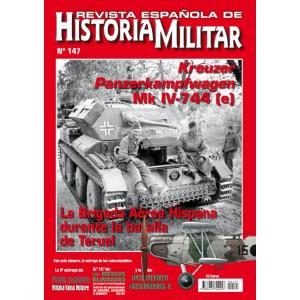 REVISTA ESPAÑOLA DE HISTORIA MILITAR 147